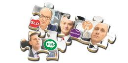 Przedwyborcze puzzle. Kto z kim do wyborów?