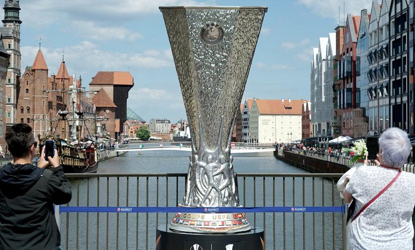 PUCHA UEFA NA MOSCIE ZIELONYM
