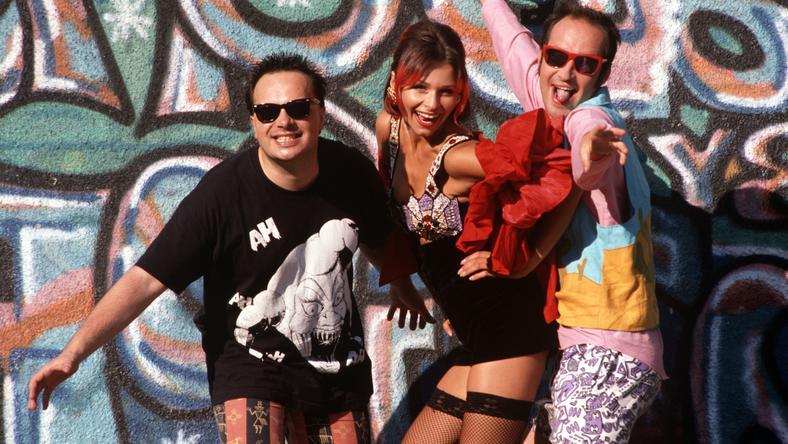 Lalamido: Skiba, Wiga i Końjo (zdjęcie z archiwum Skiby)
