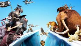 """""""Epoka lodowcowa 4: Wędrówka kontynentów"""" na szczycie amerykańskiego box office'u"""