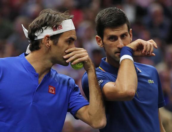 Rodžer Federer je najbolji po grend slem titulama (20), ali nije uspeo da osvoji sve masterse kao Novak Đoković