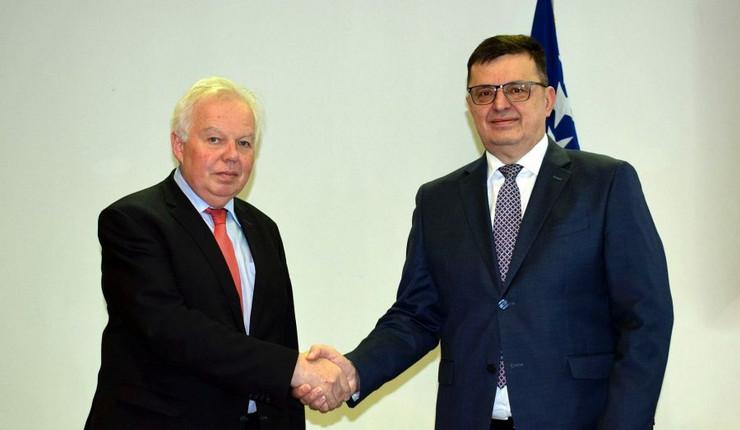 Zoran Tegeltija i Petar Ivancov