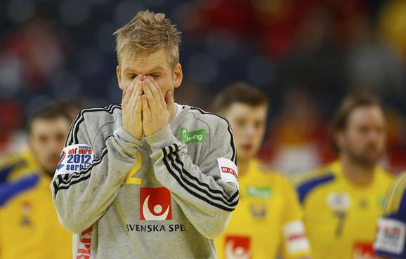Neverica Šveđana posle meča sa Poljskom