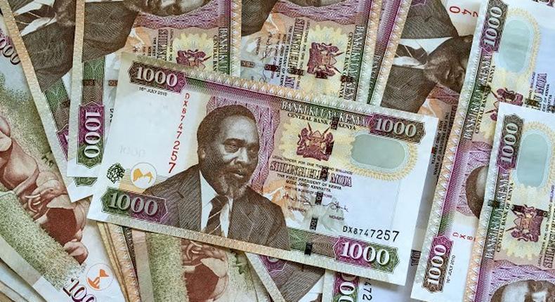 Kenyan money(footprint2africa)