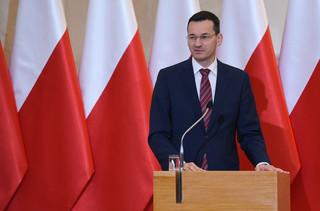 Morawiecki: Chcemy przyspieszyć wzrost gospodarczy