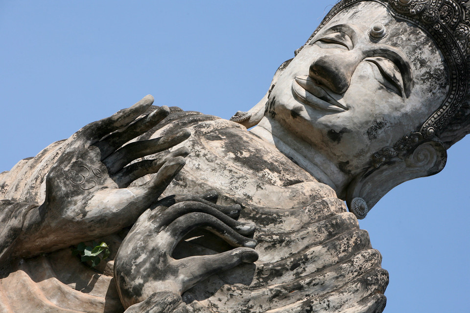 THAILAND CEMENT SCULPTURE PARK
