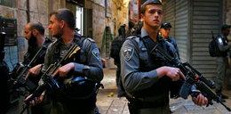 Atak nożownika w Jerozolimie