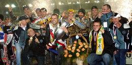Falubaz mistrzem Polski na żużlu