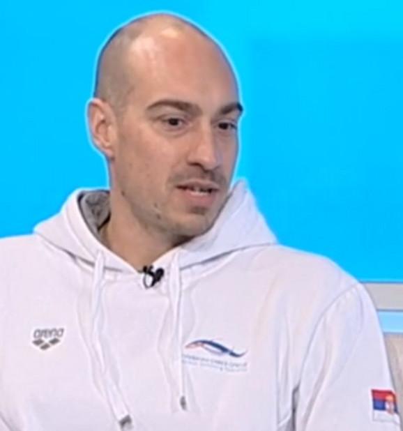 Igor Beretić - selektor plivačke reprezentacije Srbije