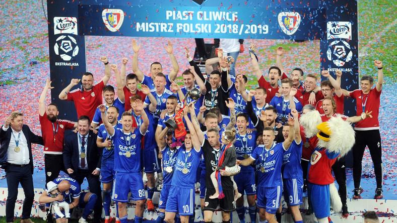 Radość Piasta Gliwice