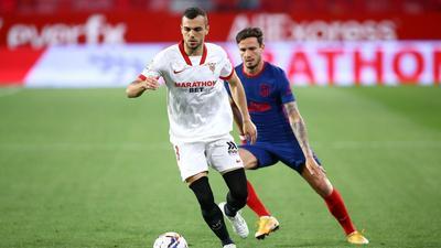 Liga : La défaite de l'Atlético à Séville relance le championnat