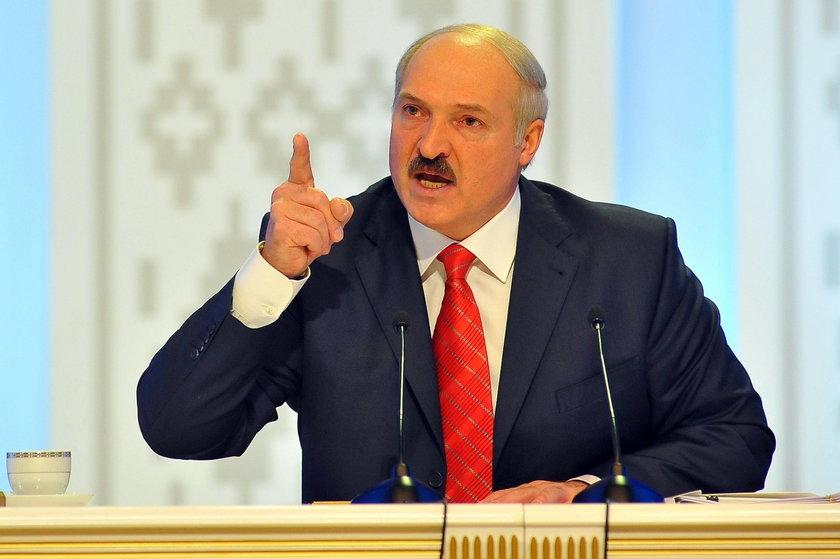 Łukaszenka kazał obserwować polskie wojsko