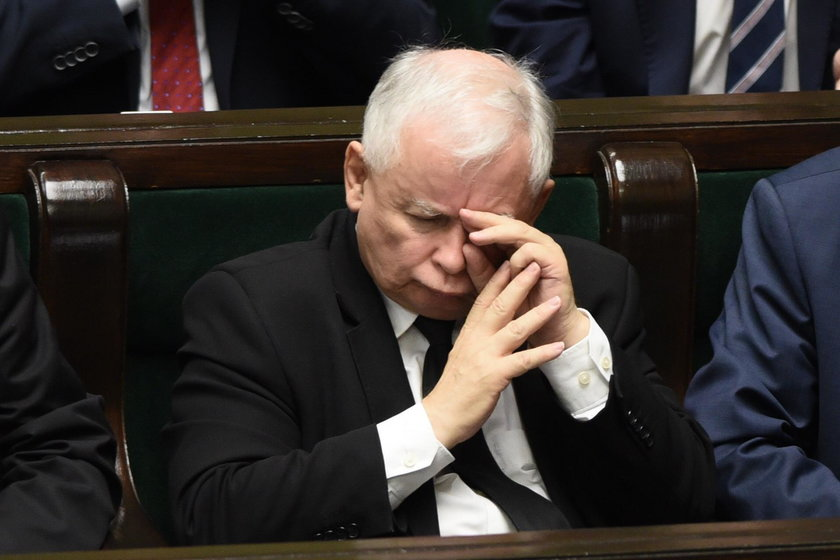 Kaczyński o Tusku: On nie jest partnerem