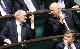 PO złożyła wniosek o odrzucenie informacji szefa MSWiA w Sejmie