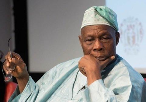 Former President, Olusegun Obasanjo (Daily post)