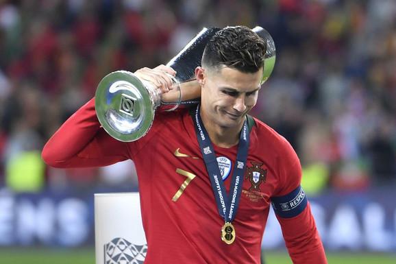 Kristijano Ronaldo je sa Portugalom nedavno osvojio Ligu nacija