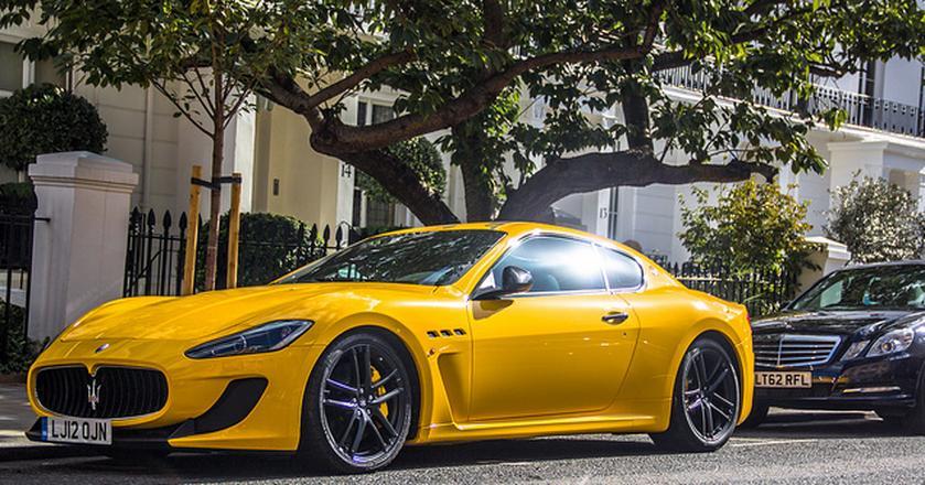 Maserati dla opiekunki do dzieci to nie żart, ale rodzina z ogłoszenia ma też spore wymagania
