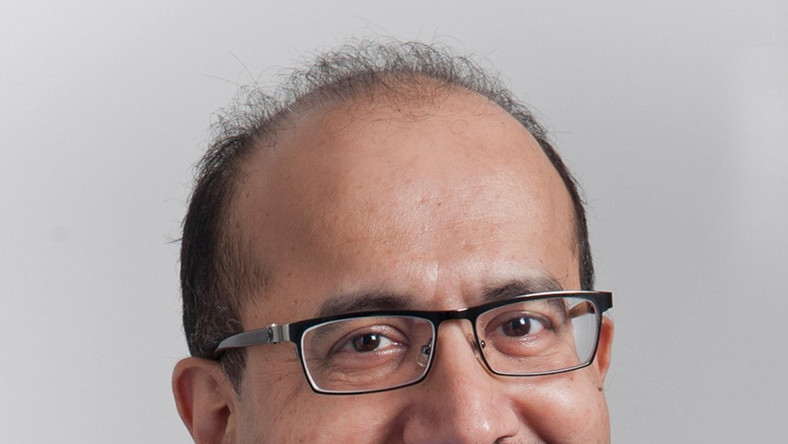 Venkataramani Srivathsan is Olam's director for Africa and the Middle East.(Image: Olam)