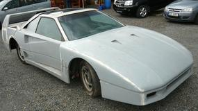 Ferrari F40 za 1 tys. zł, ale nikt nie chce go kupić. Dlaczego?