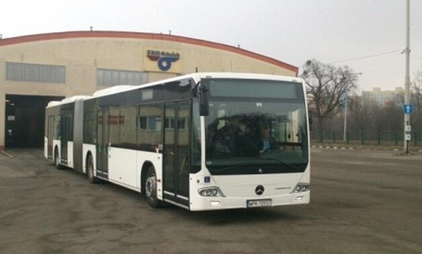 nowy autobus