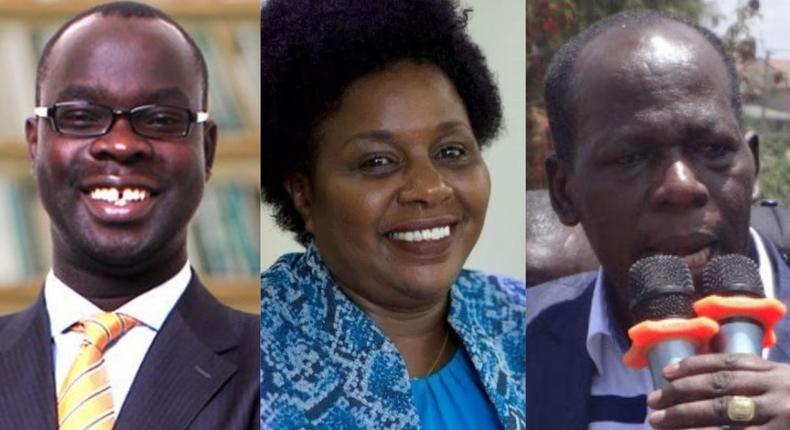 List of Kenyan politicians who have succumbed to cancer