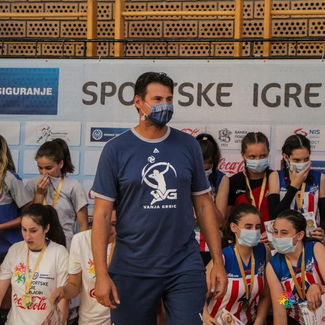 Vanja Grbić delio zahvalnice u Sokobanji
