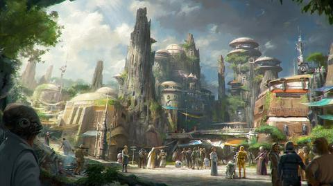 """W Star Wars Land ma szansę powstać ogromny hotel dla fanów uniwersum """"Gwiezdnych wojen"""""""