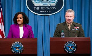 Pentagon: Rosja zaczęła kampanię dezinformacyjną w sprawie ataku w Syrii