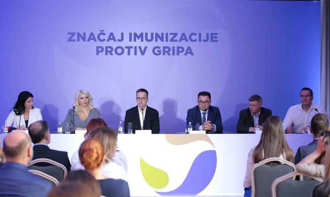 Panel diskusija o značaju imunizacije protiv gripa