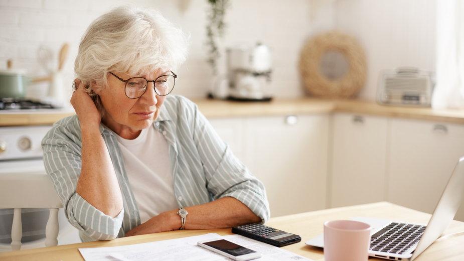 Odwrócona hipoteka to sposób na uzyskanie dodatkowych środków pieniężnych - shurkin_son/stocj.adobe.com