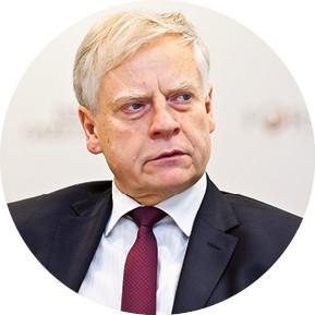 Prof. Aleksander Bobko sekretarz stanu Ministerstwa Nauki i Szkolnictwa Wyższego