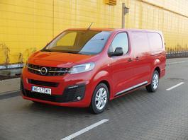 Opel Vivaro – idealny furgon (nie tylko) dla hydraulika