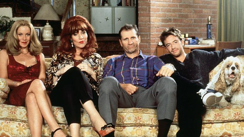 """""""Świat według Bundych"""" był jednym z najpopularniejszych seriali lat 90."""