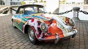 Porsche Janis Joplin na aukcji