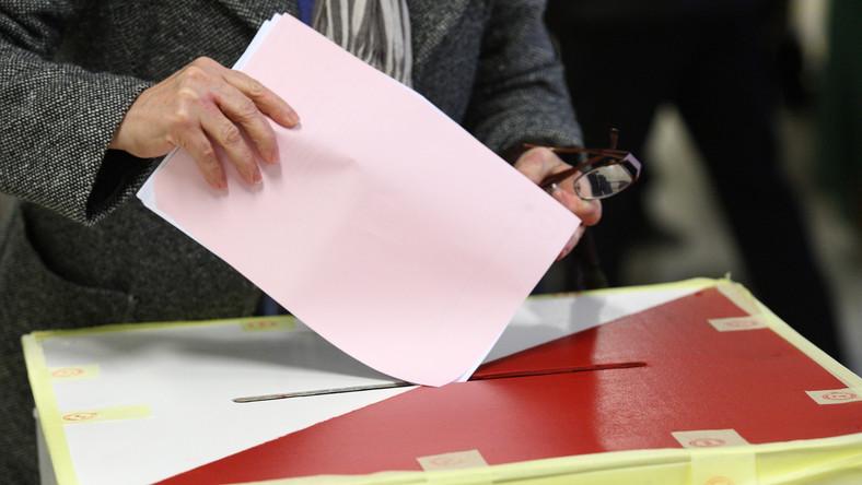 Głosowanie w wyborach
