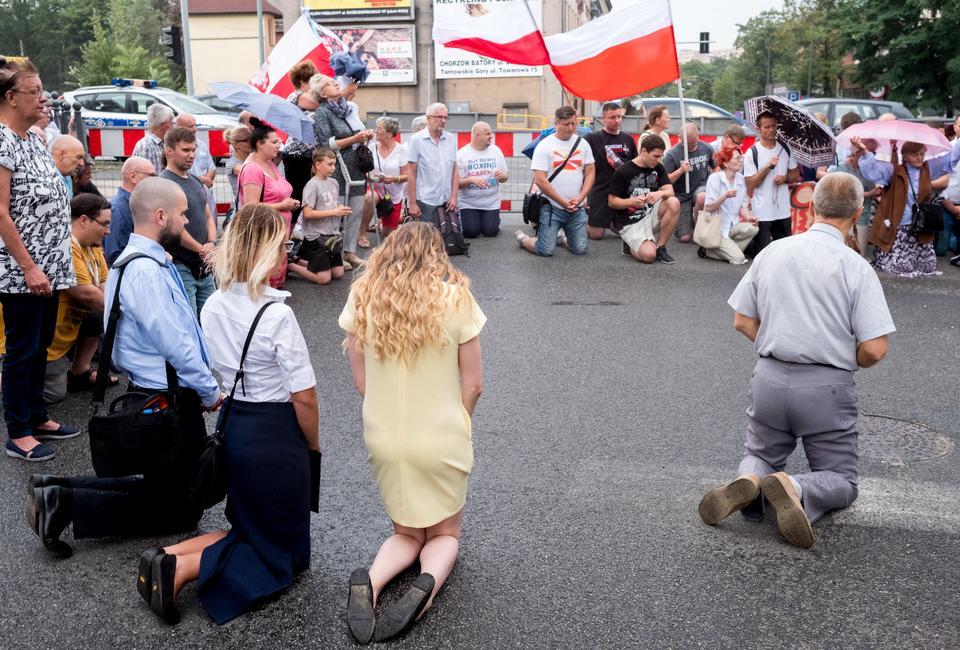 """""""Klątwa"""" w Teatrze Rozrywki w Chorzowie: To było dla mnie katharsis"""
