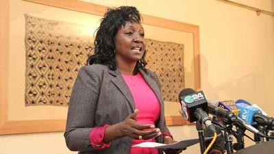 Gladys Shollei opens up on Nursing her daughter after contracting Covid-19