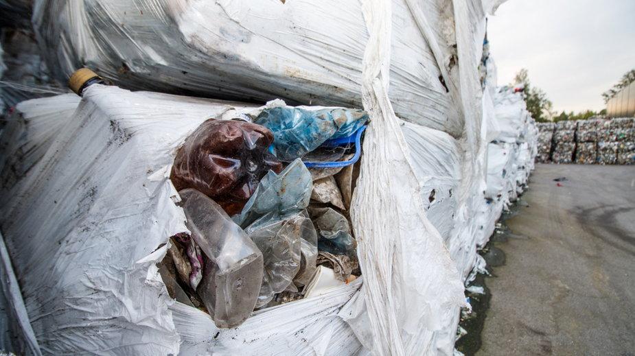 Odpady sprowadzane są do Polski z wielu miejsc w Europie