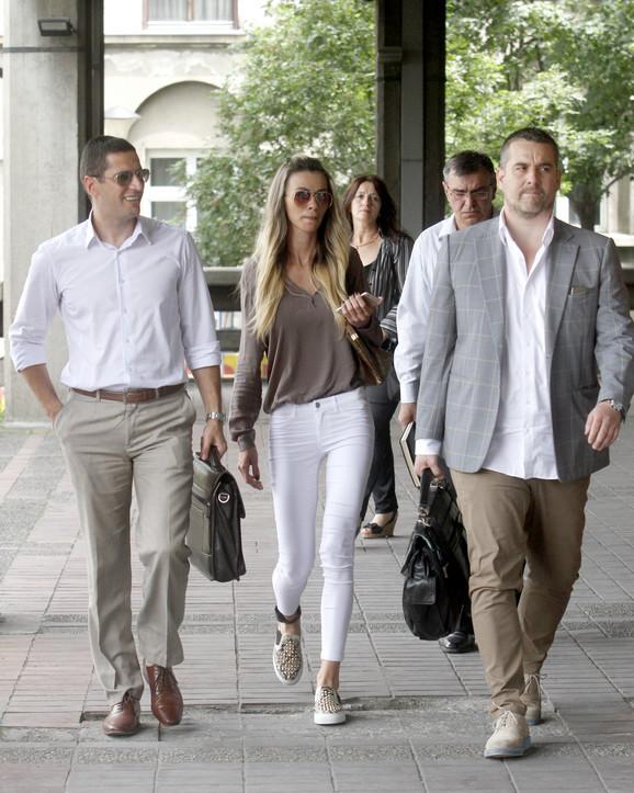 Maja Adrovac oslobođena je optužbi