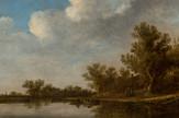 Jan van Gojen, Holandski pejzaz, prva polovina 17. veka Narodni muzej u Beogradu