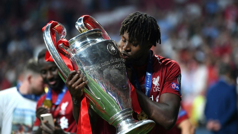Divock Origi's role in winning Liverpool the Champions League has been rewarded with a new long-term contract