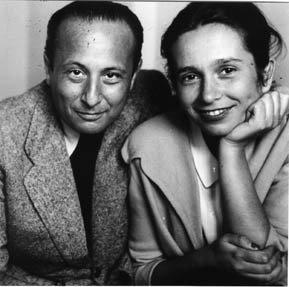 Władysław i Halina Szpilman (1956)