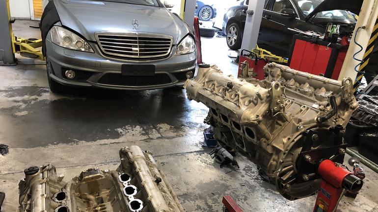 To nie żart: w autoryzowanym serwisie właściciel dostał propozycję wymiany silnika za 321 tys. zł. Wymiana silnika poza ASO kosztowała 11 razy mniej.