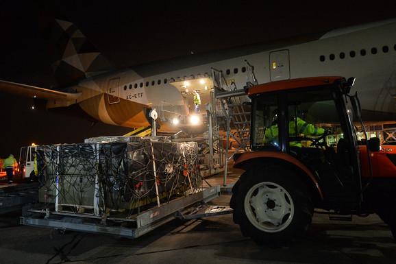 Donacija Srbiji stigla je i iz UAE