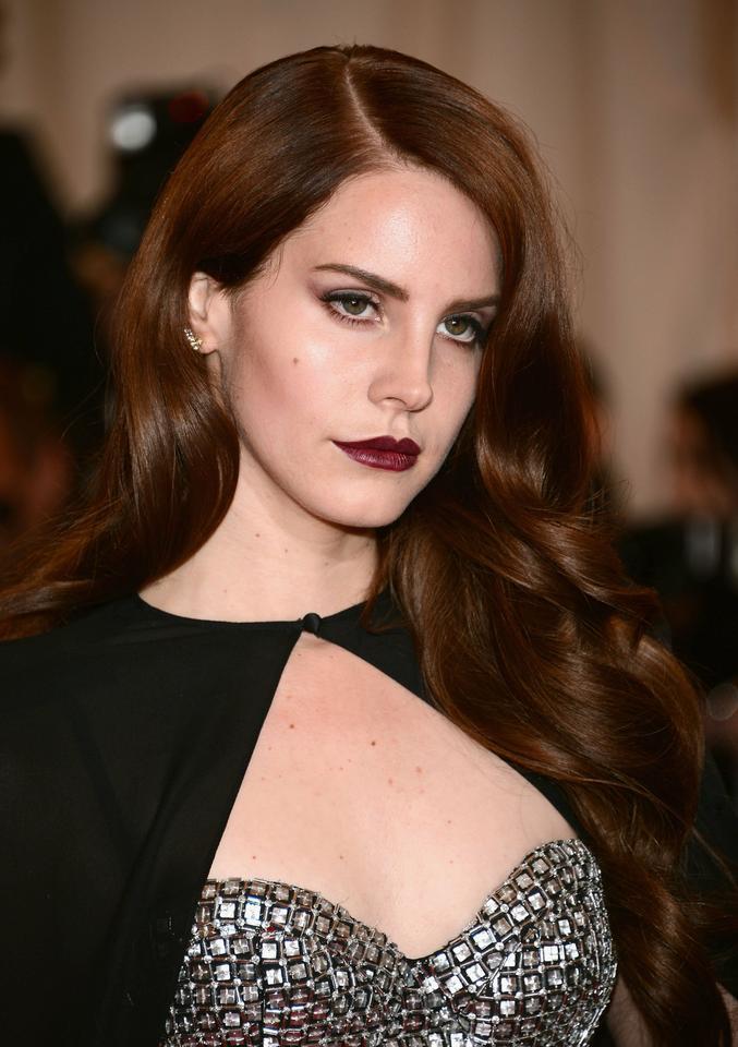 Lana Del Rey w 2012 roku