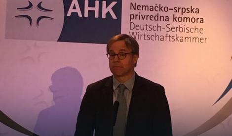 Aksel Ditman, ambasador Nemačke u Srbiji