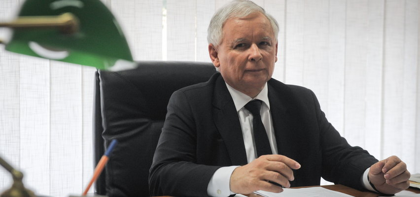 Kaczyński we Wprost skarży się na Morawieckiego: jest potworem
