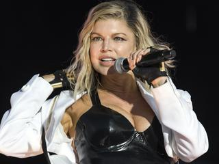 ''Fergie'' Performs at Rock in Rio Lisbon 2016