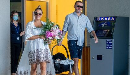 Małgorzata Rozenek wyszła ze szpitala. Mamy zdjęcia!
