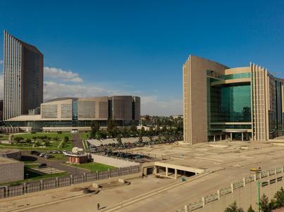 Siedziba Unii Afrykańskiej